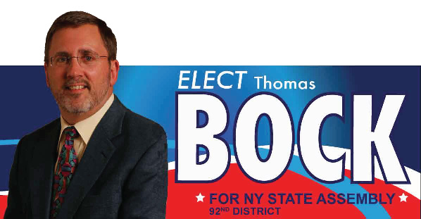Bock for NYS