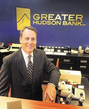Greater Hudson Bank - Pres - CEO Eric Wiggins