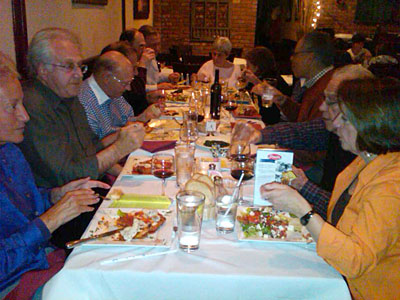 Orofino's Dining Table