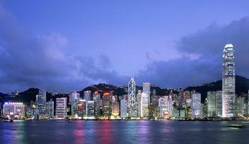 SLOANE_Hong Kong Skyline