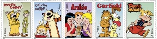 Archie Samp Comic Series