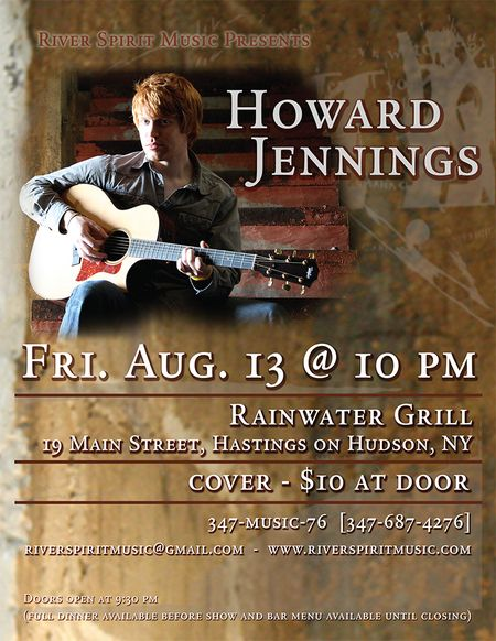 Howard-Jenning-Poster-advertisement