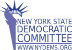 NYS Democratic Committee Logo