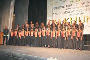 University of Johhaneburg Choir