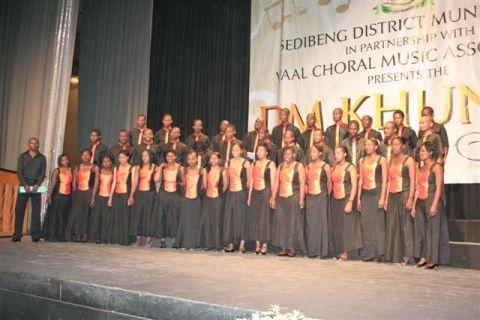 University of Johhaneburg Choir